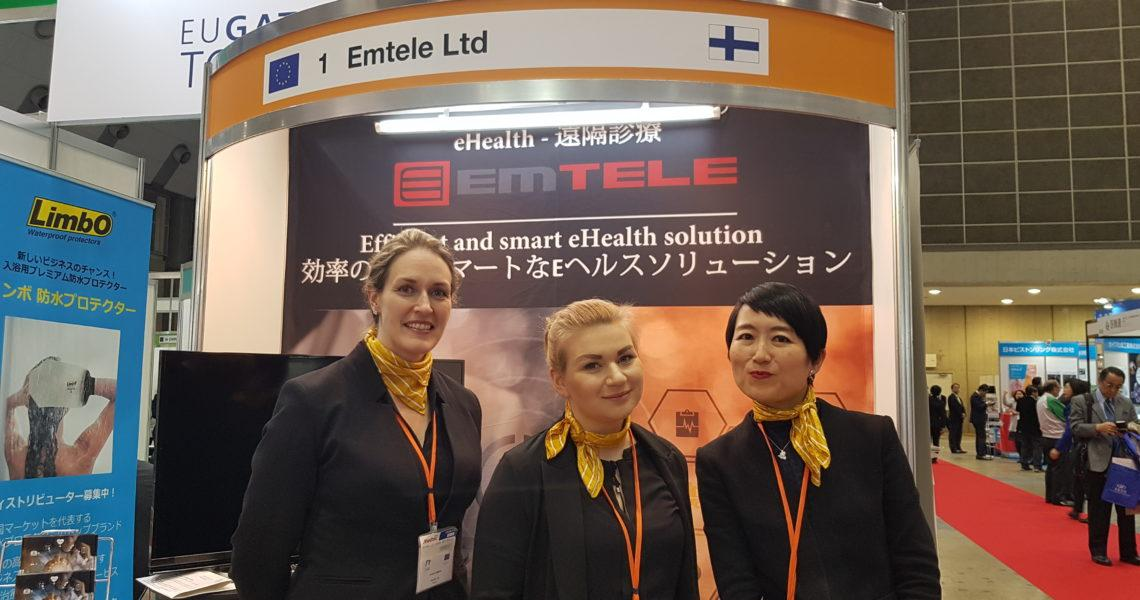 Emtele is participating to the Asian's largest tradeshow for the design and manufacture of medical device! Come and meet us: Booth number 401 Note our pitch on Tuesday, 19th March at 0100-0200 p.m: Mr. Pablo Iglesias Rumbo from the EU Delegation to Japan is going to speak at a seminar in the Medtec Japan about […]